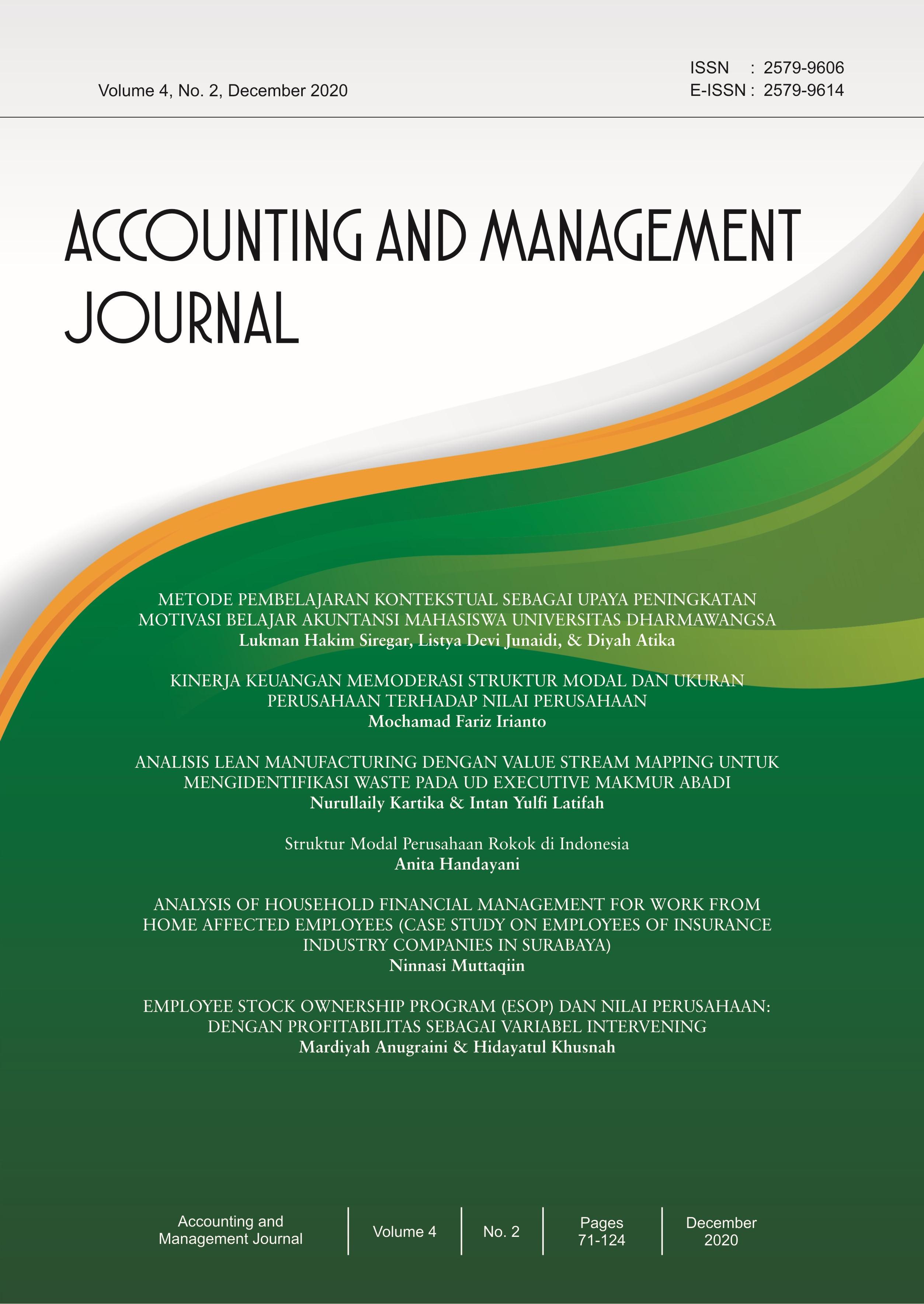 Cover AMJ Vol 3 No.1 July 2019
